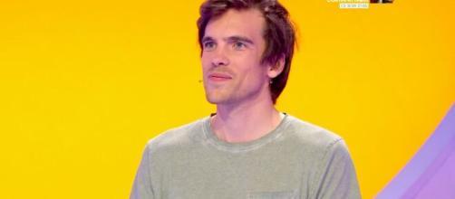Colas est le nouveau maître des 12 Coups de midi (source : capture TF1)