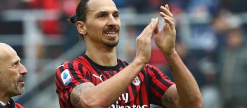 Ibrahimovic já atuou pelos três gigantes da Itália. (Arquivo Blasting News)