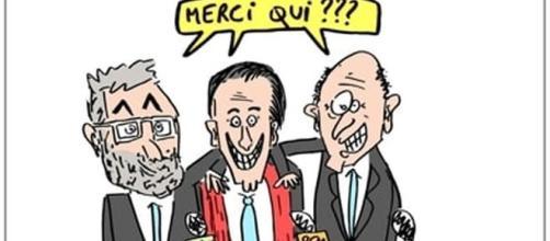 Jo Dessin de presse : Liberté de la presse : la France finit 34ème et perd deux places