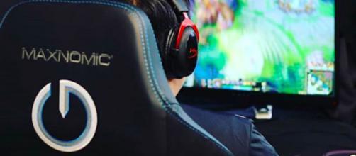 MCES a pour objectif de mettre l'e-sport sur le devant de la scène sportive. credit: Instagram/ MCES