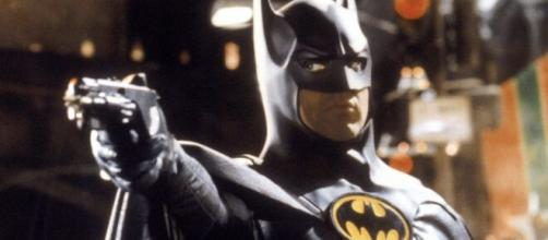 Michael Keaton may return as Batman in 'The Flash' film (Image via NBCNews/Youtube)