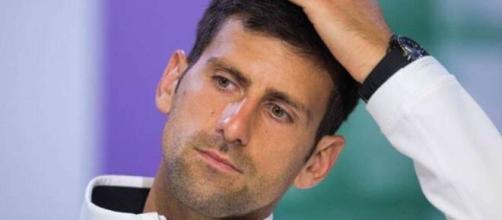 Novak Djokovic positivo al coronavirus.