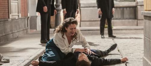 Una Vita, spoiler al 4 luglio: Samuel muore per salvare Genoveva.