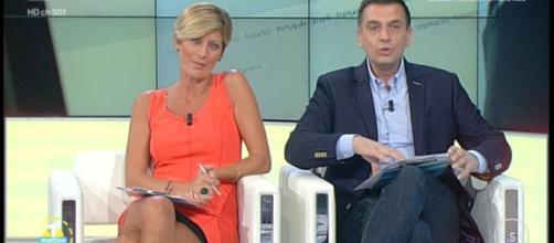 Unomattina estate: i conduttore sarebbero Alessandro Baracchini e Barbara Capponi.