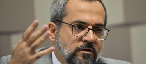 Ex-ministro da educação Weintraub foi 'rejeitado' por associação de funcionários do Banco Mundial. (Arquivo Blasting News)