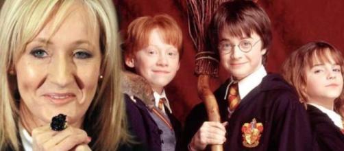 J. K. Rowling está en el ojo del huracán al ser acusada de tránsfoba.