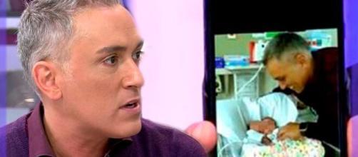 Kiko Hernández es una de las estrellas de la televisión española.