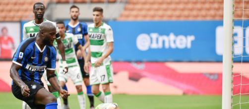 Le pagelle di Inter-Sassuolo 3-3.