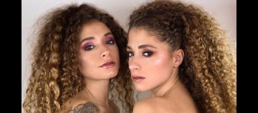 Le Twins, Ylenia e Nicole Burato.
