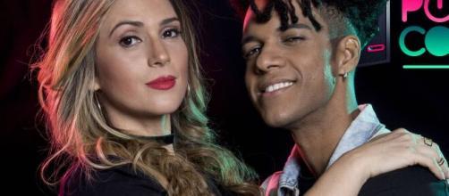 Nadja Pessoa abriu o jogo sobre o fim do relacionamento com D'Black. (Arquivo Blasting News)