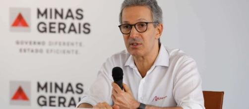 Romeu Zema diz que há 90% de chance de ser decretado lockdown em Minas Gerais. (Arquivo Blasting News)