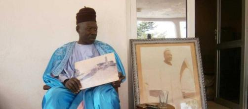 Sa Majesté Litassou Makaini Makkadallah, Lamido de Yagoua-Vélé (c) Litassou Makaini