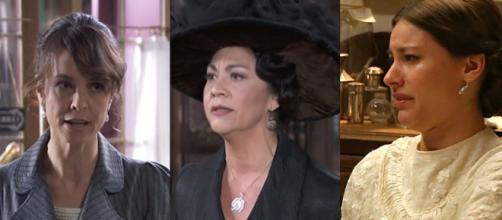 Una vita, trame spagnole: Bellita vuole rovinare Felicia dopo aver difeso l'onore di Cinta.