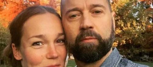 Fabio Volo e Johanna Hauksdottir potrebbero essere in crisi dopo sette anni