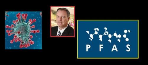 I PFAS sono presenti nelle falde acquifere. Possono indebolire il sistema immunitario. L'avv. Robert Bilott sta promuovendo una Class Action.