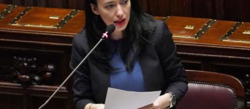 Il Ministro dell'Istruzione Azzolina.
