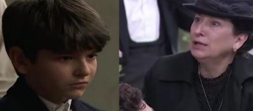 Una vita, spoiler al 4 luglio: Mateo apprende che Telmo è suo padre.