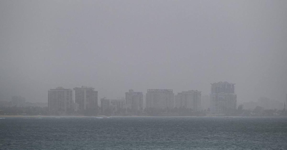 Nuvem de poeira gigante do Saara chegará às Américas thumbnail