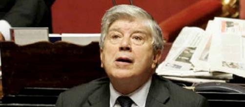 Blocco del taglio dei vitalizi, il senatore Caliendo.