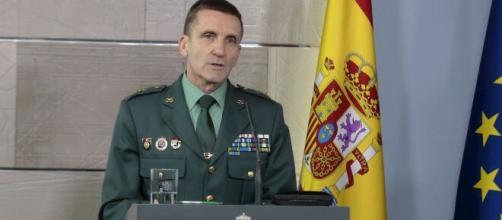 José Manuel Santiago Marín, nuevo Jefe del Estado Mayor de la Guardia Civil