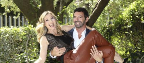 Lorella Cuccarini ha condotto quest'anno La vita in diretta con Alberto Matano.
