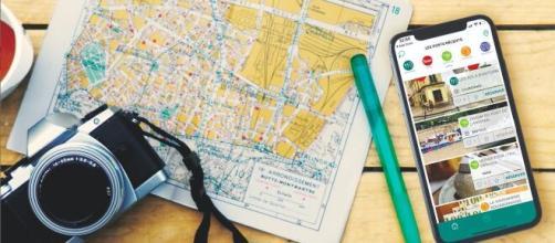 Tookki est une application destinée à trouver des adresses plus responsables pendant vos voyages en France (source : Tokki)