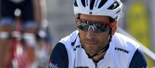 Vincenzo Nibali è alla sua prima stagione con la Trek Segafredo.