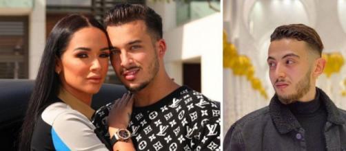 Nabil El Moudni balance que Laurent aurait trompé Jazz avec Montaine alors qu'elle était enceinte de Chelsea.