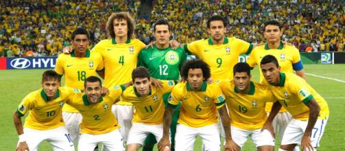 Seleção brasileira 2006. (Arquivos Blasting News).
