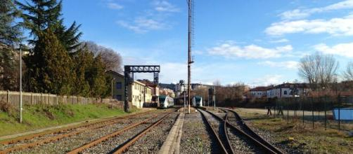 Stazione di Alba - ferrovie del Piemonte.