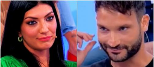 Uomini e donne, Giovanna commenta la voci di rottura con Hassan: 'Ho bisogno di tempo'.