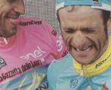Nibali ricorda Michele Scarponi a tre anni dalla scomparsa
