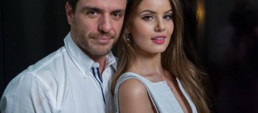 Camila Queiroz se destacou na novela 'Verdades Secretas'. (Arquivo Blasting News)