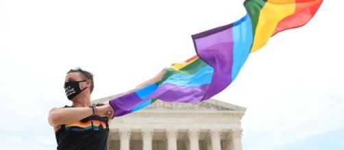 Dia do orgulho LGBTI é comemorado virtualmente. (Arquivo Blasting News)