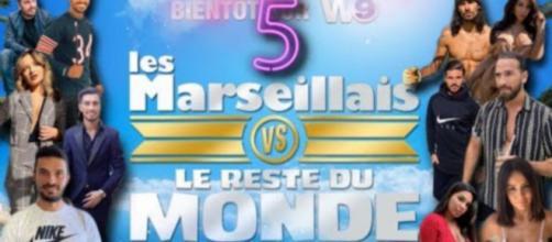 Les Marseillais vs Le Reste du Monde 5 : découvrez les premiers candidats sur la ligne de départ.