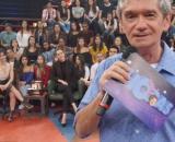 Serginho Groisman é apresentador do 'Altas Horas'. (Reprodução/TV Globo)