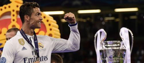 Cristiano Ronaldo vence a Champions Legue. (Arquivo Blasting News)
