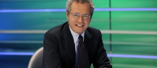 Enrico Mentana, direttore Tg La7: Lega sempre in testa nel sondaggio del lunedì