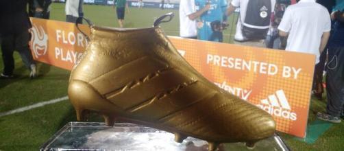 jogadores brasileiros disputam chuteira de ouro. (Arquivo Blasting News)
