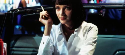 Mia Wallace, em 'Pulp Fiction', é considerada uma das icônicas personagens do cinema. (Arquivo Blasting News)