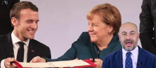 Paragone: 'Non credo nella Ue, a questo punto esco direttamente e stampo moneta'.