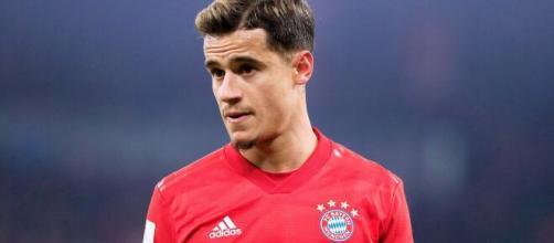 Philippe Coutinho atualmente joga pelo Bayern de Munique, da Alemanha. (Arquivo Blasting News)