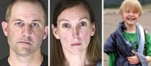 Ryan et Tara Sabin soupçonnés d'avoir provoqué une intoxication à l'eau envers Zachary leur fils de 11 ans (source : capture Facebook)