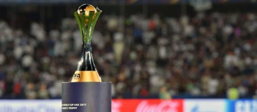 Taça da competição Mundial de Clubes. (Arquivo Blasting News)