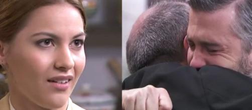 Una Vita, trame all'11 luglio: Ramon e Felipe fanno pace, Cinta finisce in carcere.