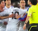 6 clashs qui ce sont produits lors des matchs entre le Real Madrid et le FC Barcelone - Capture d'écran vidéo YouTube