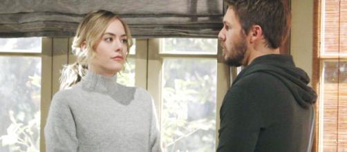 Beautiful, trame al 13 giugno: Hope lascia Liam per il bene di Douglas.