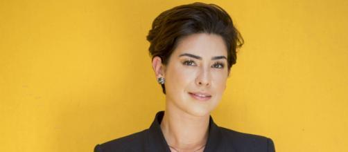 A atriz e apresentadora Fernanda Paes Leme. (Arquivo Blasting News)