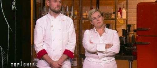 Hélène Darroze, une des jury de Top Chef (source : capture 6play)