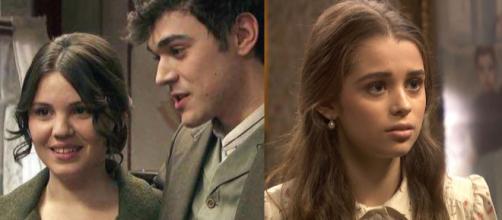 Il Segreto, spoiler al 13 giugno: Matias e Marcela fanno pace, Carolina scompare per ore.